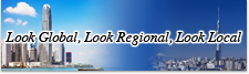 Look Global, Look Regional, Look Local